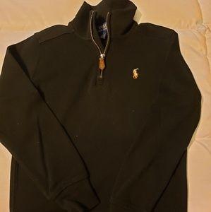 Little Boys Ralph Lauren Half Zip Sweater